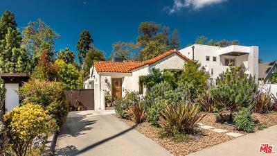 Los Angeles County Single Family Home For Sale: 917 Wellesley Avenue