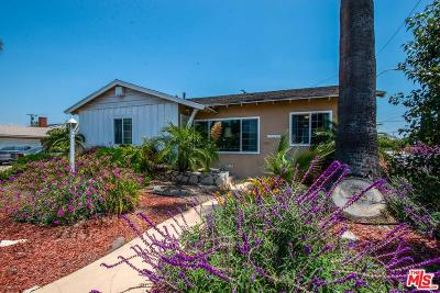 Compton Single Family Home Active Under Contract: 12640 South Halo Drive
