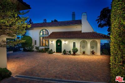 Beverly Hills Single Family Home For Sale: 1284 Lago Vista Drive
