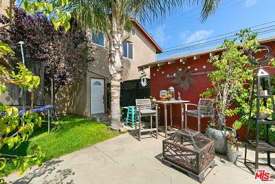 Venice Single Family Home For Sale: 1720 Penmar Avenue