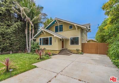 Long Beach Single Family Home For Sale: 2919 East Vista Street