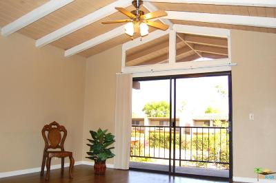 Palm Springs Condo/Townhouse Active Under Contract: 1050 East Ramon Road #67