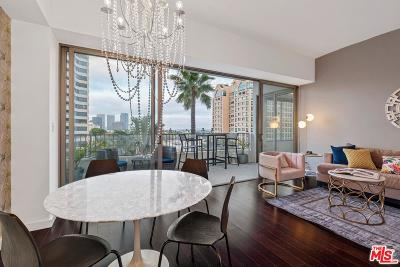 Los Angeles County Condo/Townhouse For Sale: 10501 Wilshire #806