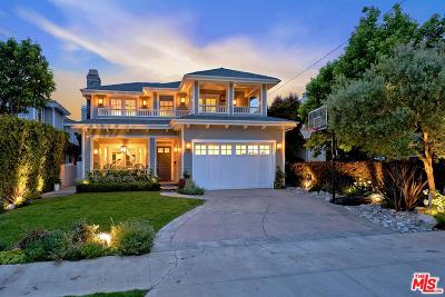 Pacific Palisades Single Family Home For Sale: 15866 Seabec Circle
