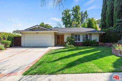 Granada Hills Single Family Home For Sale: 17336 Boswell Place