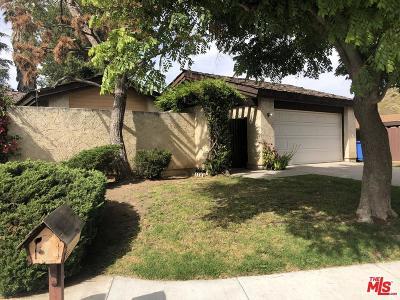 Thousand Oaks Single Family Home For Sale: 4343 Forest Oaks Drive