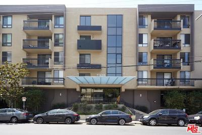 Condo/Townhouse For Sale: 7320 Hawthorn Avenue #105