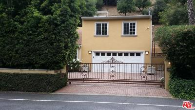Beverly Hills Single Family Home For Sale: 2563 Hutton Drive