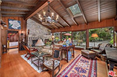 Pacific Palisades Single Family Home For Sale: 14380 West Sunset