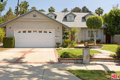 Granada Hills Single Family Home Active Under Contract: 16711 Armstead Street