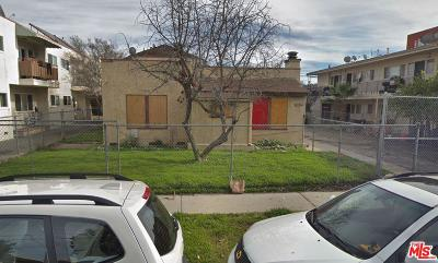North Hollywood Residential Lots & Land For Sale: 5254 Riverton Avenue