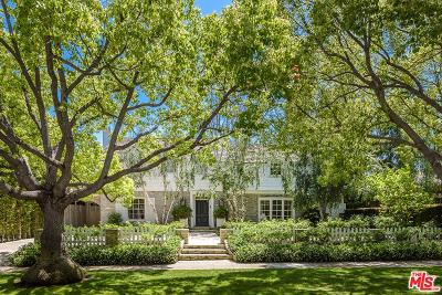 Beverly Hills Single Family Home For Sale: 621 Trenton Drive
