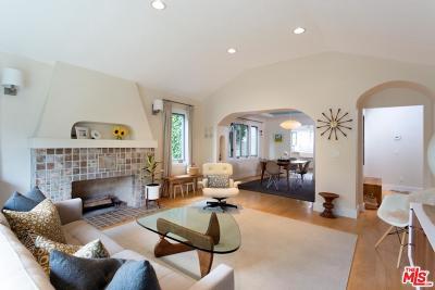 Single Family Home For Sale: 609 Boccaccio Avenue