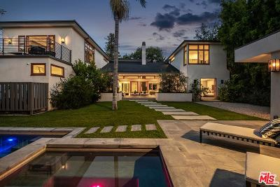 Toluca Lake Single Family Home For Sale: 10405 Sarah Street