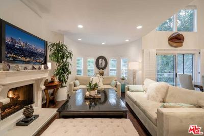 Single Family Home For Sale: 2337 North Beverly Glen Boulevard