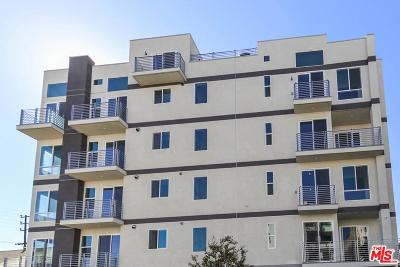 Los Angeles Condo/Townhouse For Sale: 1055 South Serrano Avenue #404