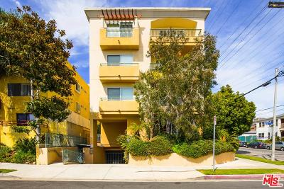 Los Angeles County Condo/Townhouse For Sale: 11863 Texas Avenue #101
