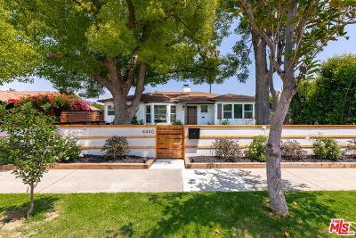 Studio City Single Family Home For Sale: 4440 Irvine Avenue