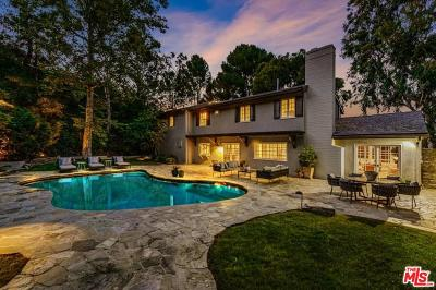 Studio City Single Family Home For Sale: 10966 Wrightwood Lane