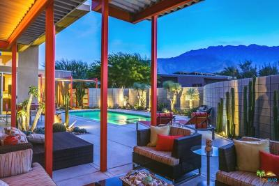 Palm Springs Single Family Home For Sale: 1159 Azure Court
