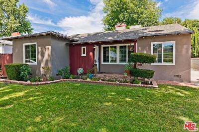 Sherman Oaks Single Family Home For Sale: 4740 Ventura Canyon Avenue