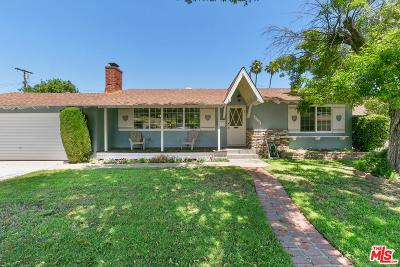 Canoga Park Single Family Home Active Under Contract: 8514 Owensmouth Avenue