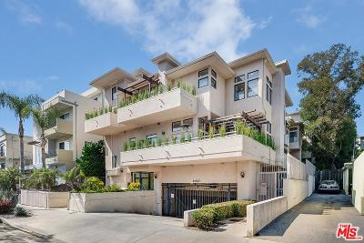 Studio City Condo/Townhouse For Sale: 11847 Laurelwood Drive #101