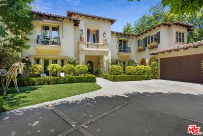 Beverly Hills CA Single Family Home For Sale: $7,495,000