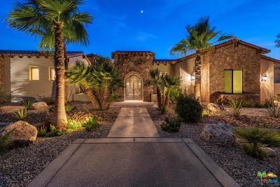 Rancho Mirage Single Family Home For Sale: 15 Villaggio Place