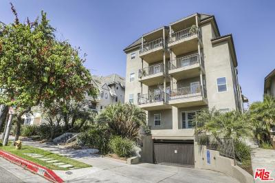 West Hollywood Condo/Townhouse For Sale: 1420 North Laurel Avenue #407