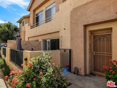 Mission Hills San Fernando Condo/Townhouse For Sale: 11070 Sharp Avenue #B