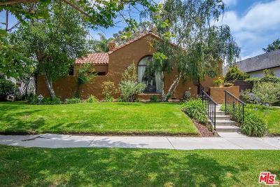 Single Family Home For Sale: 920 South Burnside Avenue