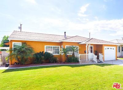 Burbank Single Family Home For Sale: 2049 North Kenwood Street