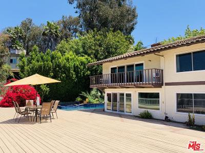 Los Angeles County Single Family Home For Sale: 825 Linda Flora Drive