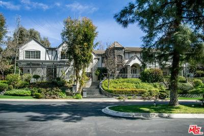 Calabasas Single Family Home For Sale: 5154 Parkway Calabasas