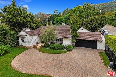Beverly Hills Rental For Rent: 2107 Coldwater Canyon Drive