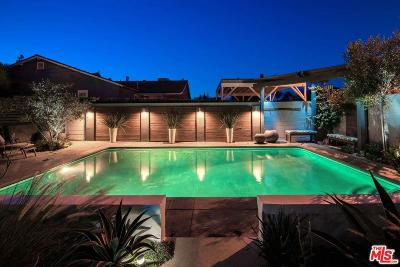 Encino Single Family Home Active Under Contract: 5656 Lindley Avenue