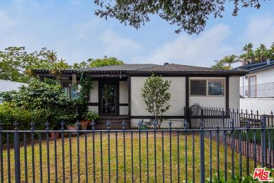 Los Angeles County Single Family Home For Sale: 428 Redlands Street