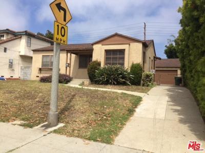 Single Family Home Sold: 8042 Alverstone Avenue