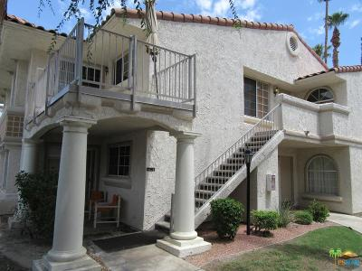 Palm Springs Condo/Townhouse For Sale: 505 South Farrell Drive #B8