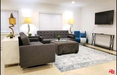 Beverlywood Vicinity (C09) Rental For Rent: 1131 South Swall Drive
