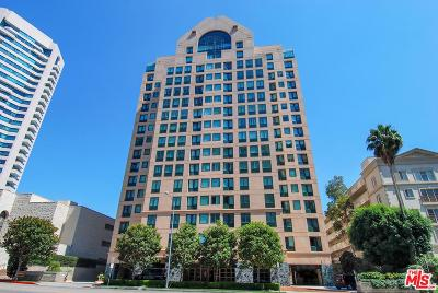 Los Angeles County Condo/Townhouse For Sale: 10520 Wilshire #703