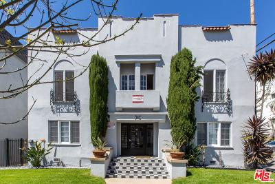 Beverly Hills Residential Income For Sale: 121 South Elm Drive