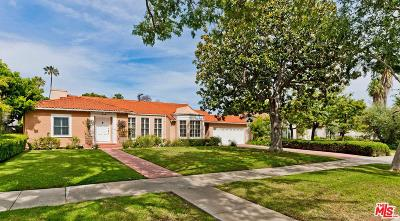 Beverly Hills Rental For Rent: 518 North Elm Drive
