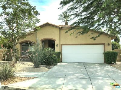 Cathedral City Single Family Home Active Under Contract: 69981 Paloma Del Sur