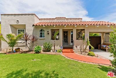 Culver City Single Family Home For Sale: 3616 Wesley Street