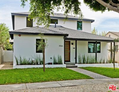 Culver City Single Family Home For Sale: 3566 Schaefer Street
