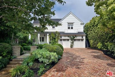 Los Angeles Single Family Home For Sale: 339 South Carmelina Avenue