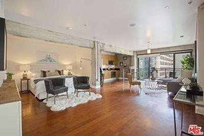 Los Angeles Condo/Townhouse For Sale: 416 South Spring Street #907