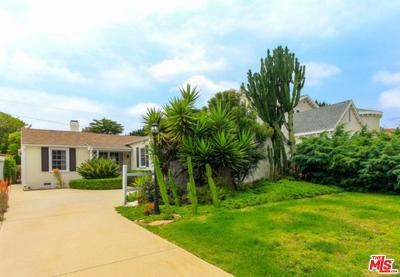 Single Family Home For Sale: 2137 Malcolm Avenue